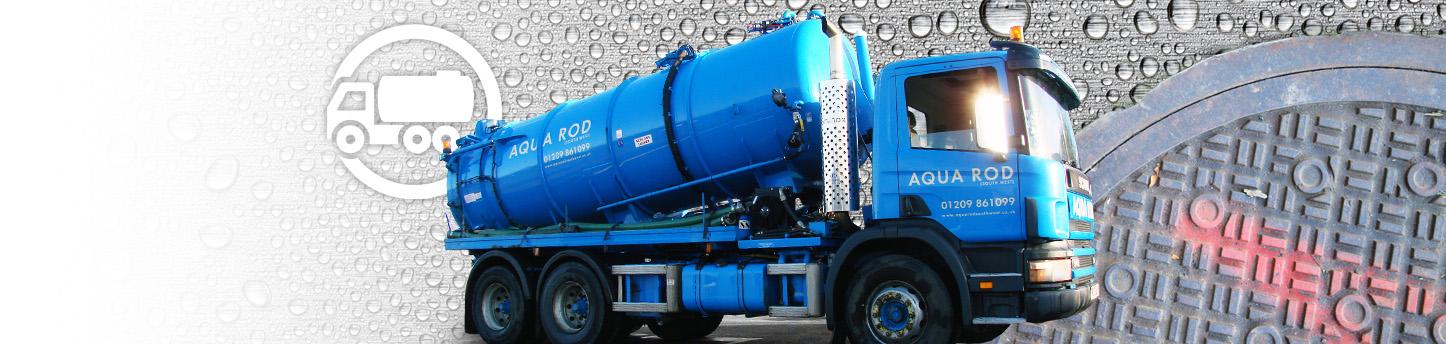 AquaRod Southwest - septic tank emptying