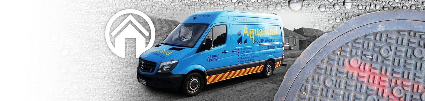 Domestic sewage system - Aqua Rod South West